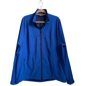 Orvis Logo Full Zip Windbreaker Jacket